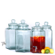 glass beverage dispenser, 11,5  liters with tap pourer