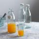 6 bouteilles de lait 950 cl avec bouchon limonade