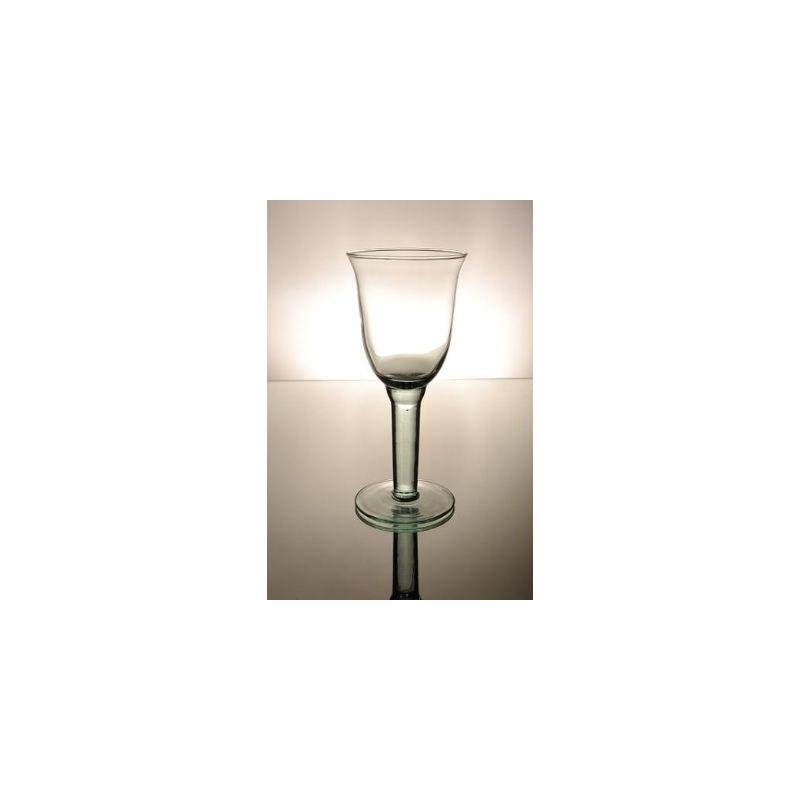 lot de 6 verres pied copa caliz 360 ml verre eau grand mod le mcm emballages. Black Bedroom Furniture Sets. Home Design Ideas