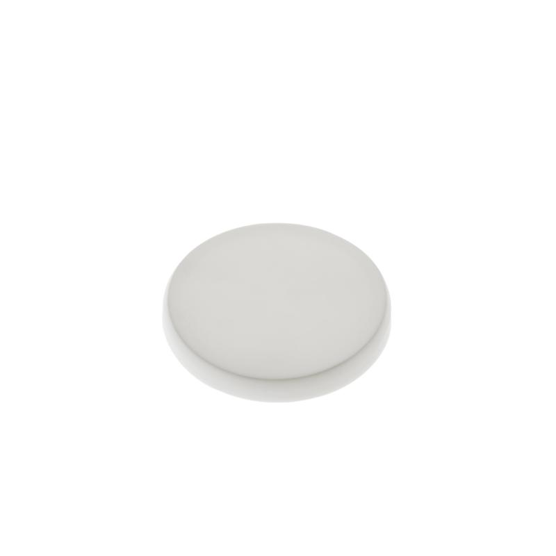 24 capsules en pvc blanche pour pot de yaourt 125 grammes ou 143 ml. Black Bedroom Furniture Sets. Home Design Ideas