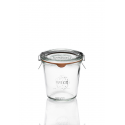 6 vasi Weck Droits 290 ml alto