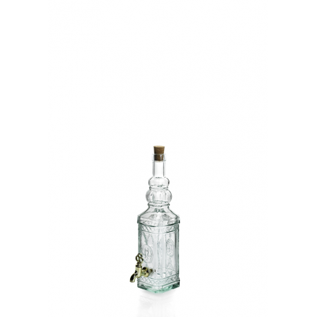 6 Grandes bouteilles 700 ml Miguelette avec robinet