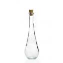 12 bouteilles Lagrima avec bouchon en liège 325 ml