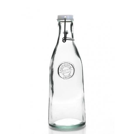 1 bouteille 950 ml en verre 100 recycl capsule m canique. Black Bedroom Furniture Sets. Home Design Ideas