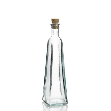 12 bouteilles Pyramid avec bouchon en liège 300 ml