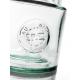 Lot de 6 pots 800 ml en verre avec bouchon en liège