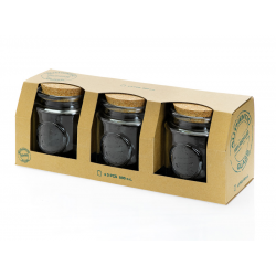 Set 3 pièces Authentic 3 Pots 800 ml