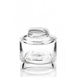 11 bocaux CILINDRICO, capacité 212 ml, diamètre d'ouverture TO 53 mm incluses