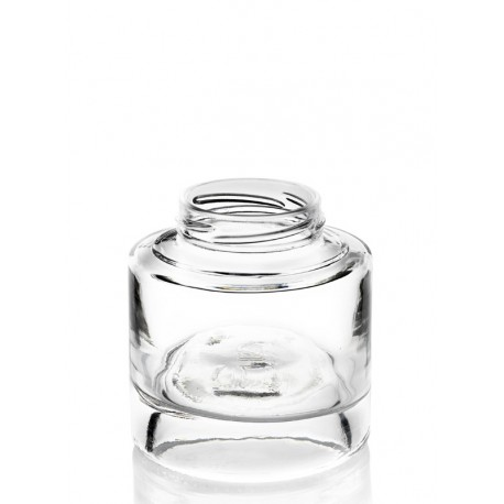 10 bocaux Cilindrico 212 ml Empilables sur bouteille Pagoda