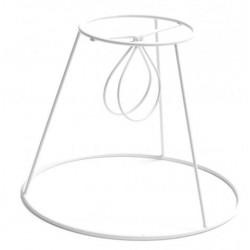 Support métallique pour abat-jour petit modèle (16 cm)