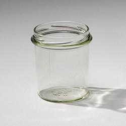 30 glass jars Bontà Conico 350 ml