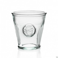 Lot de 3 verres Authentic petit modèle en verre 100% recyclé, 250 ml