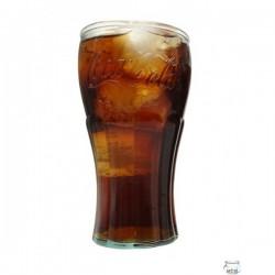 Lot de 6 verres COCA-COLA 450 ml, en verre 100% recyclé !