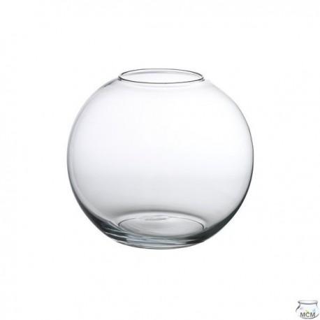 Aquarium à poissons, forme boule 18 cm, 3 litres