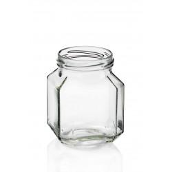 16 Glas Gläser quadro Gourmet 314 ml 63 mm mit enthalten Kapseln
