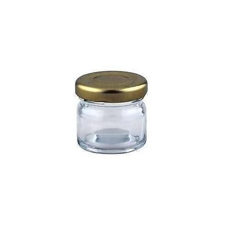 Lot de 62 bocaux Cilindrico 30 ml