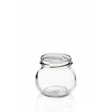 20 Glass jar Leonardo 106 ml