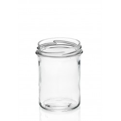 12 glass jars Bontà capacity 167 ml TO 66 mm with capsule included