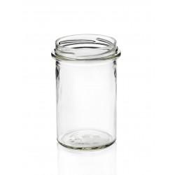 12 vasi in vetro Bontà 314 ml TO 70 mm con capsula inclusa