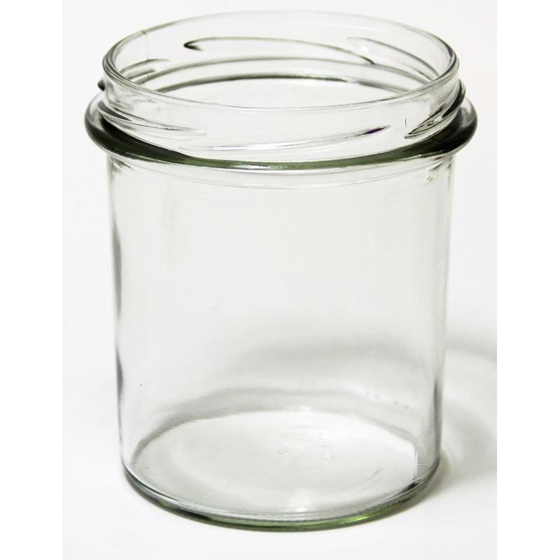 12 bocaux en verre bont conico 350 ml to 82 mm avec capsules incluses. Black Bedroom Furniture Sets. Home Design Ideas