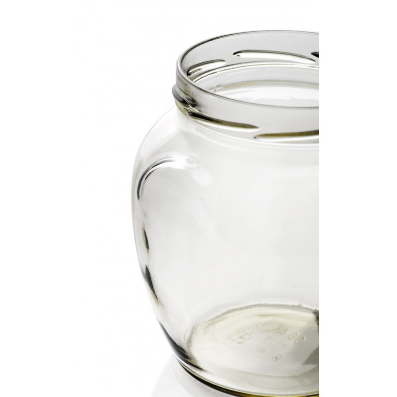 5 bocaux en verre pour la conserve orcio 1700 ml to 110 mm. Black Bedroom Furniture Sets. Home Design Ideas
