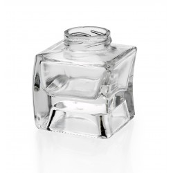 12 bocaux en verre Onda Empilable 106 ml