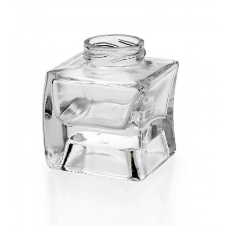 12 bocaux en verre onda empilable 106 ml - Tarros De Vidrio