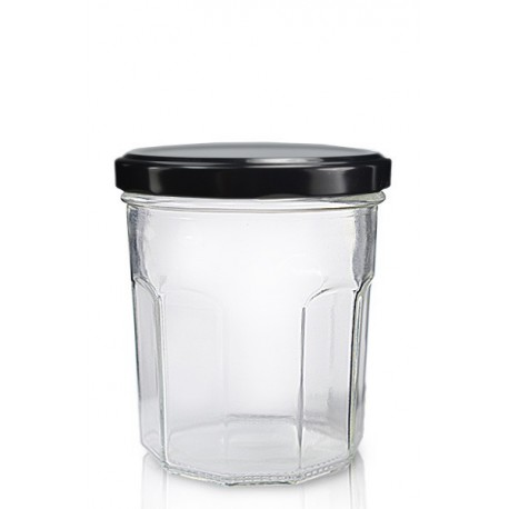 6 bocaux confiture classic m nage 324 ml avec capsule to. Black Bedroom Furniture Sets. Home Design Ideas
