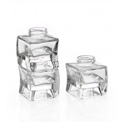 18 bocaux en verre Onda Empilables 212 ml TO 53 mm
