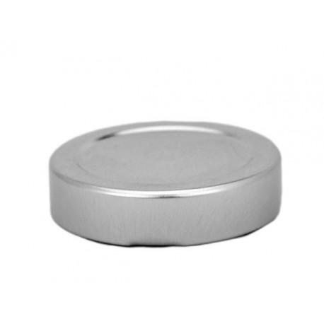 10 capsules DEEP Ø 58 mm Argent