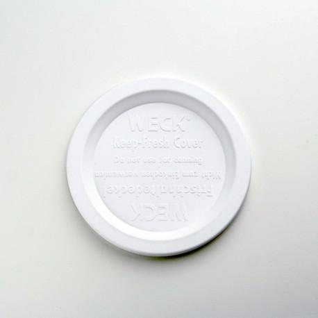 5 Couvercles de conservation pour bocal Weck diamètre 60
