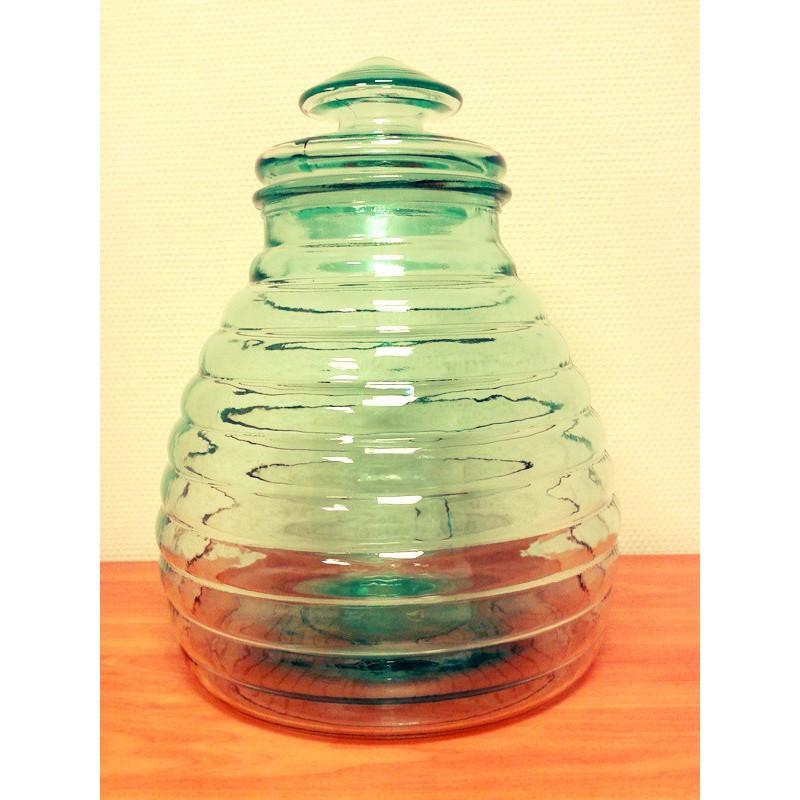 bonbonni re ruche 11 litres en verre 100 recycl mcm emballages. Black Bedroom Furniture Sets. Home Design Ideas