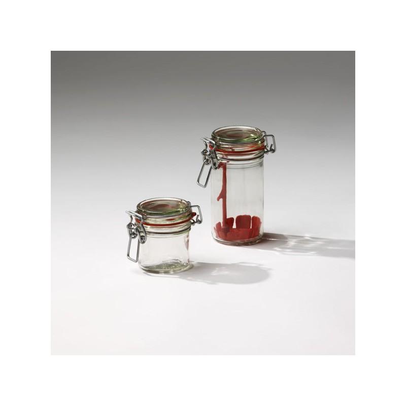 13 bocaux canette appel e aussi fermeture m canique ermetico type bocal fido capacit 277ml. Black Bedroom Furniture Sets. Home Design Ideas
