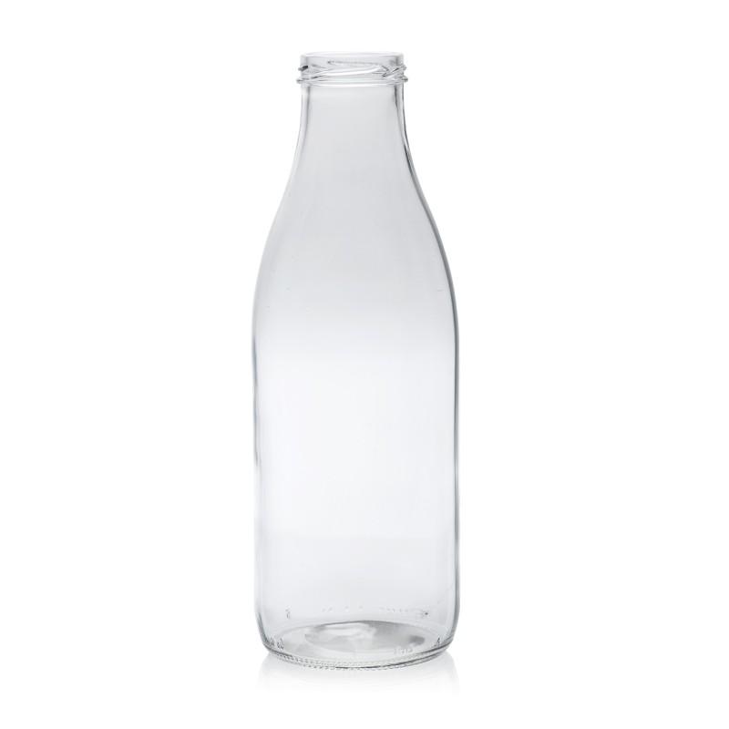 6 bouteilles fra cheur 1 litre capsules comprises to 48 mm - Bouteille en verre originale ...