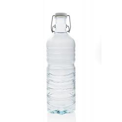 GRANDE BOUTEILLE EAU MINERALE  1.5 LITRE en verre 100% recyclé