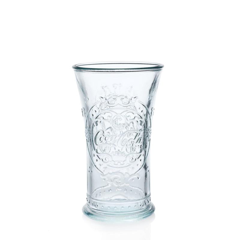 Verre vaso coca cola n 3 300 ml haut 14 cm diam 8 5 cm mcm emballages - Verre coca cola luminarc ...
