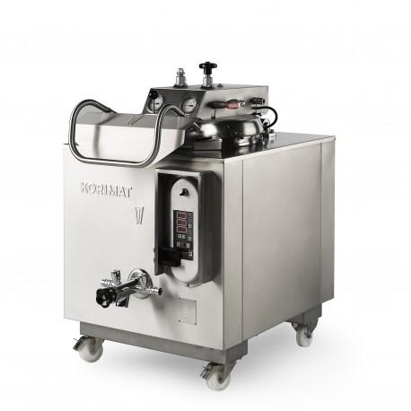 Autoclave sterilizer Korimat KA 160, 120 liters