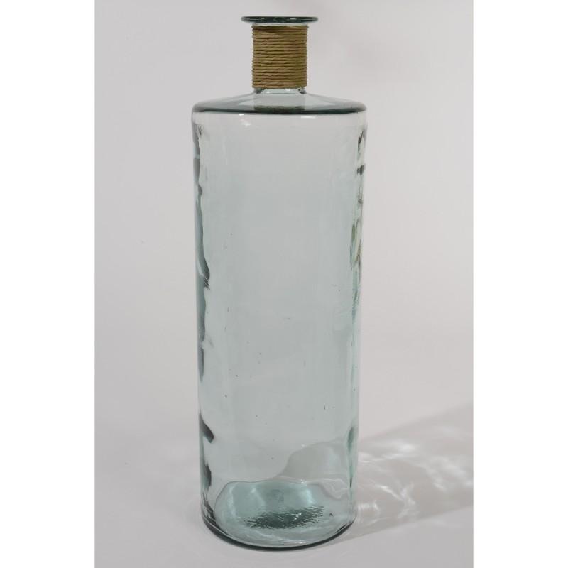 grand vase haut mod le jarron frances enea 75 cm avec finition raffia mcm emballages. Black Bedroom Furniture Sets. Home Design Ideas