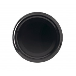 100 twist of caps black diam. 82 mm for pasteurization