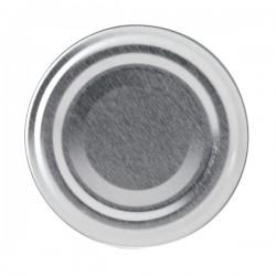 100 capsule TO 66 mm colore oro per la pasteurizazzione