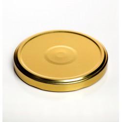 capsules à visser pour bocaux diamètre 110mm couleur or