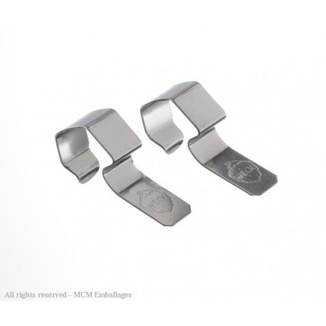 Clips or clamps WECK®