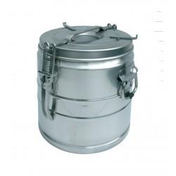 Cantine portable inox sans bec verseur 5 litres