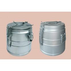 Cantine portable inox sans bec verseur 20 litres