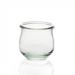6 vasetti Weck® Corolle® 370 ml, senza coperchio ne guarnizione (diam. 80 mm)