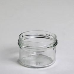 12 vasos 120 ml frascos, a 70 mm, con cápsulas.