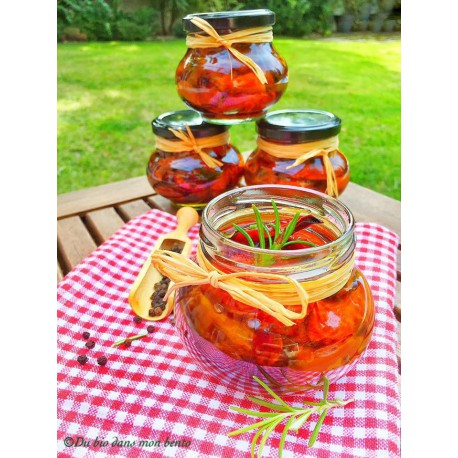 12 glass jars Weck Fêtes Twist-off 235 ml