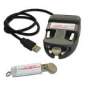 Capteur de température ultra plat AXImicro