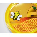 100 Capsules TO 63 motif Abeille rieuse