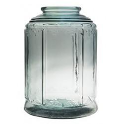 Bonbonniere bohemian 13,5 litres, bouchon liege haut 36 cm